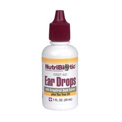 NutriBiotic Ear Drops (30mL) 0016
