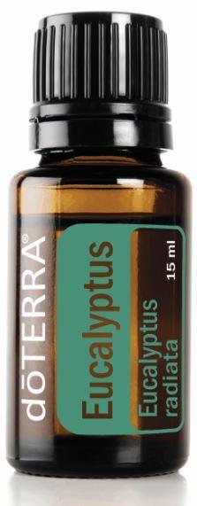 Eucalyptus Essential Oil (15mL) - doTERRA 1034
