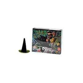 Black Opium Incense (10 cones) - Kamini 0890BO