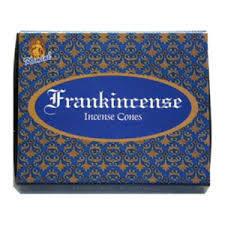 Frankincense Incense (10 cones) - Kamini