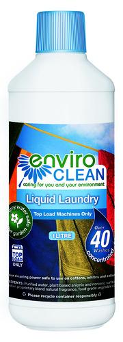 EnviroClean Laundry Liquid 0149