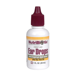 NutriBiotic Ear Drops (30mL)