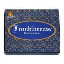 Frankincense Incense (10 cones) - Kamini
