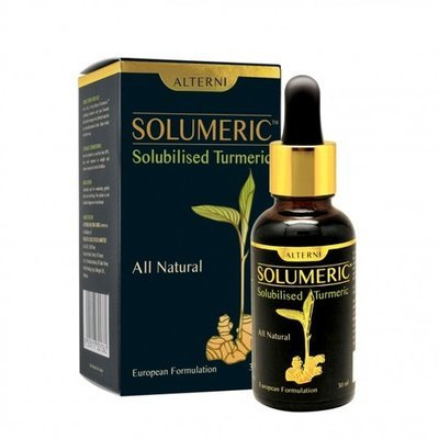Solumeric Stabilised Turmeric NEW FORMULA 60mL