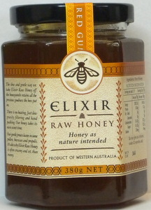 Raw Honey (380g) - Elixir