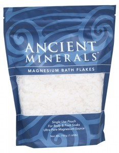Magnesium Bath Flakes (750g) - Amazing Oils