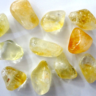 Citrine Tumbled Stone Crystal