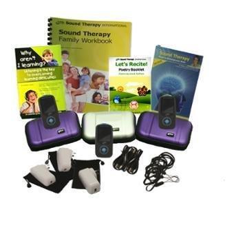 Sound Therapy Family Program (Level 1)