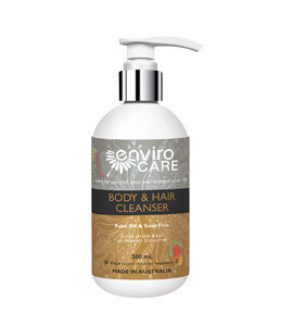 EnviroCare Body & Hair Cleanser 1L