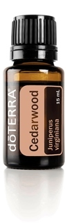 Cedarwood Essential Oil (15mL) - doTERRA