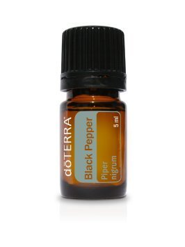Black Pepper Essential Oil (5mL) - doTERRA