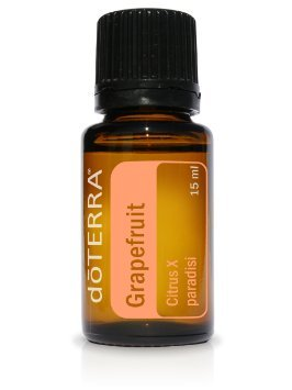 Grapefruit Essential Oil (15mL) - doTERRA