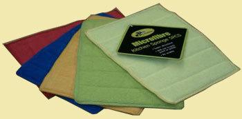 Microfibre Kitchen Sponge (5 pack) - So Clean 0534