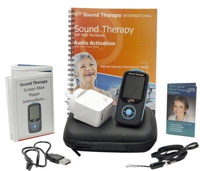 Sound Therapy Audio Activation Program (Level 3)