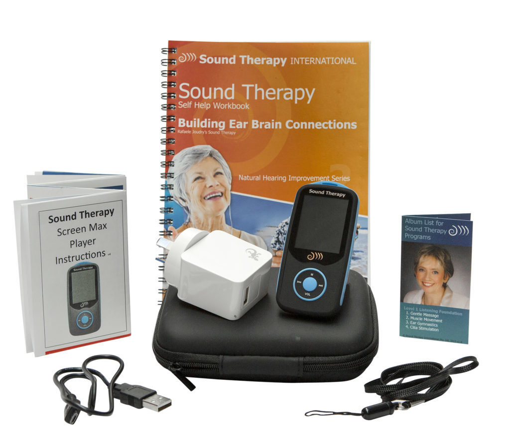 Sound Therapy Building Ear Brain Connections Program (Level 2) 0006