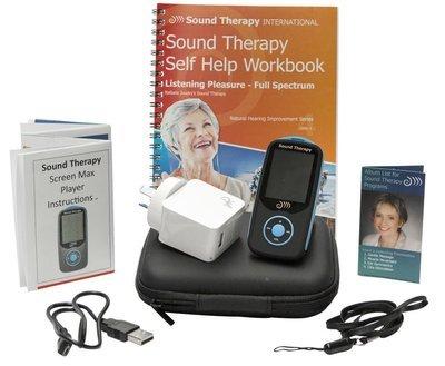 Sound Therapy Listening Pleasure Program (Level 4)
