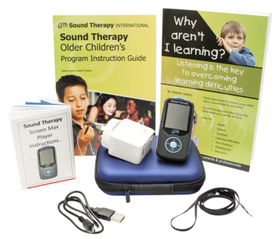 Sound Therapy Older Children's Program (8 - 12 years)