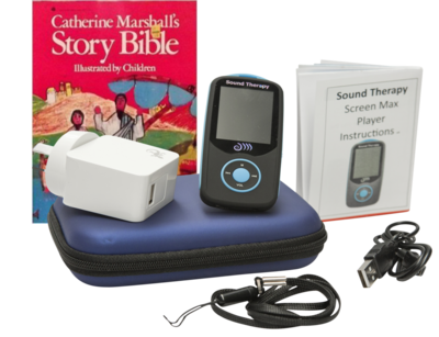 Sound Therapy: Bible Stories