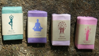 Healing for Harmony Ayurvedic Soap