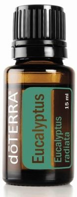 Eucalyptus Essential Oil (15mL) - doTERRA