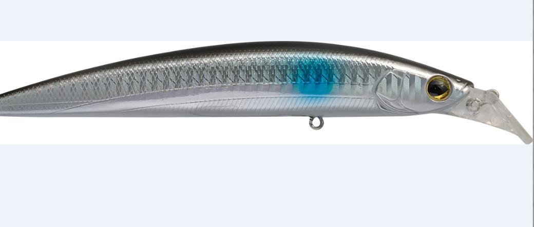 silver blue spot