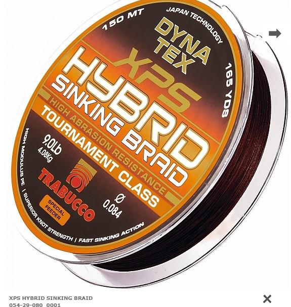 XPS Hybrid Sink Braid  150m 00621
