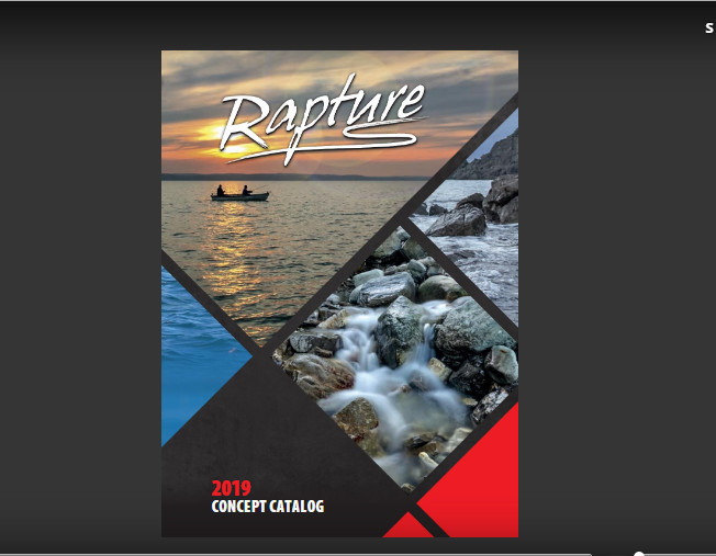 Rapture Brochure 2019  free of charge 00623
