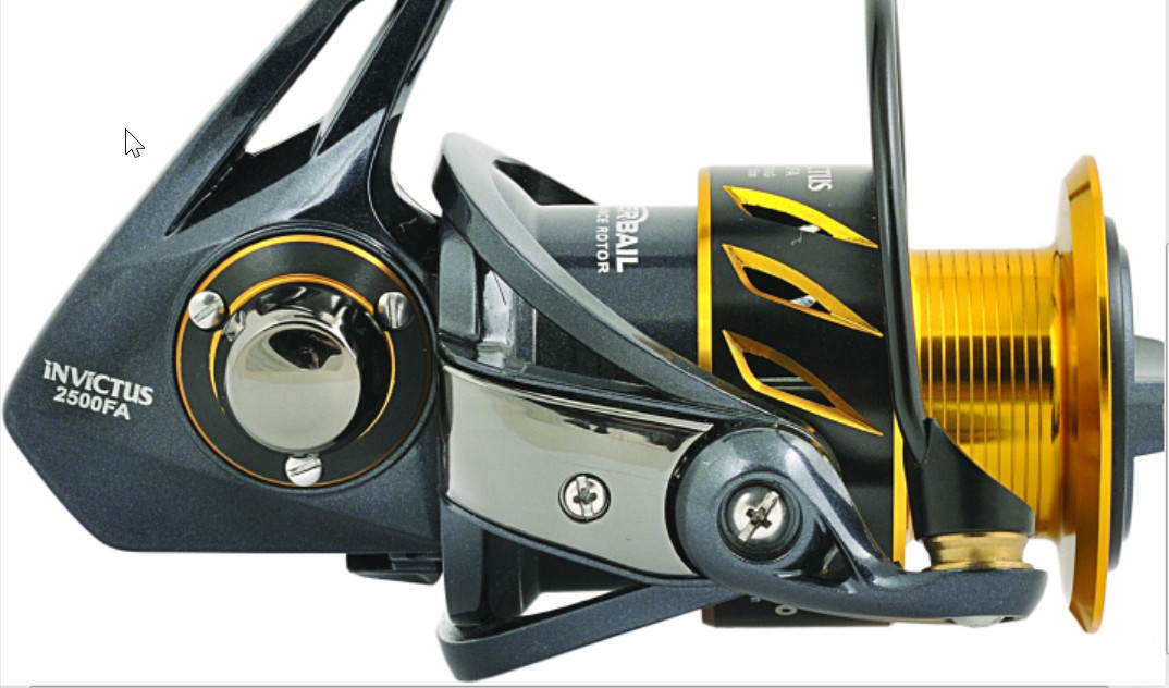 Invictus FA  top level reel   3 sizes  sale price  £99.99 from £150.00