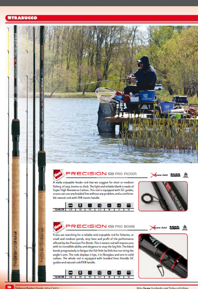 Precision Feeder Range, 3 piece high quality feeder rods  sale price.