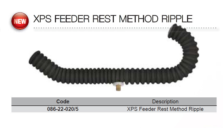 XP Feeder Rest  flat Ripple 30/L  45/x and method ripple