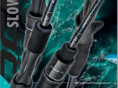 Deep Fall Slow Jigging Rods