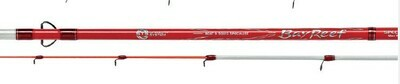 Bay reef Special IKA 2.4 100g  light black bream and squiding rod