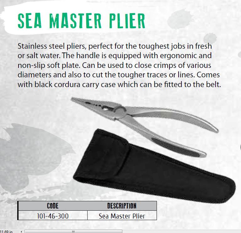Sea Master Pliers 00075