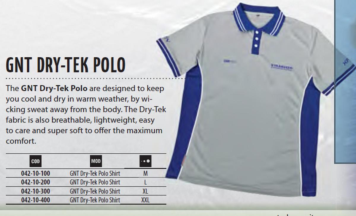 GNT Dry-Tek Polo 00086