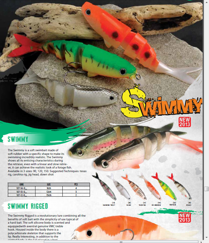 Swimmy Rigged & Unrigged 00146
