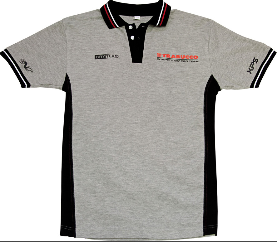 Trabucco classic GNT   polo shirt only medium now available 00165