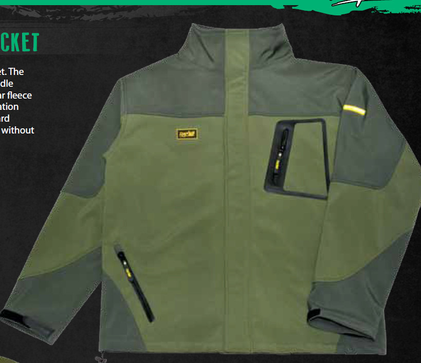 Pro Series Soft shell Jacket  sale price 00169