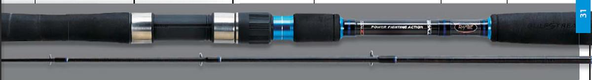 Gulfstream popping rod  20lb class pe max 4 60g popper or 150g jig  LAST ONE