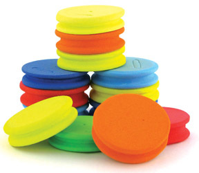 small rig winders pack of 20  box of 36 or 72  4cm dia ( small size)