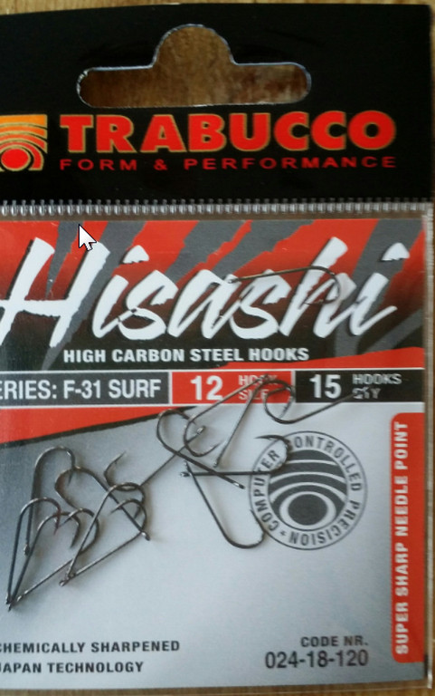 Hirashi sea match F-31 surf hooks  special offer new 2015 00287