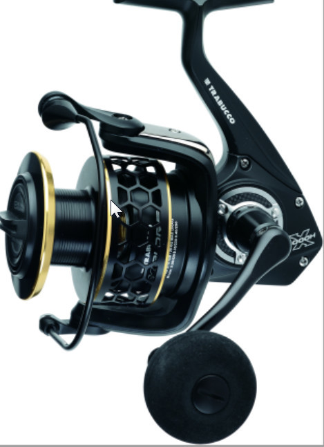 Xplore SW  6000 and 7000  heavy duty spinning reels - lightweight 00300