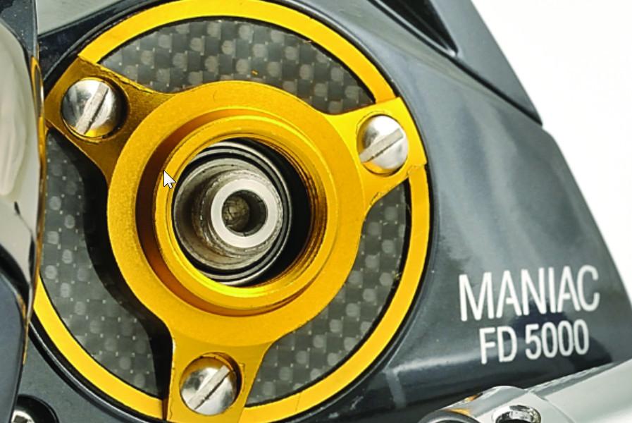 Maniac FA  new for 2015 2500 4000 500O 00301