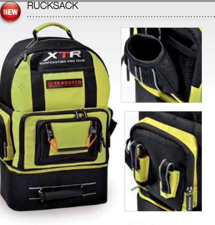 Surf rucksack  new 2105  4 trays   54 x 24  22