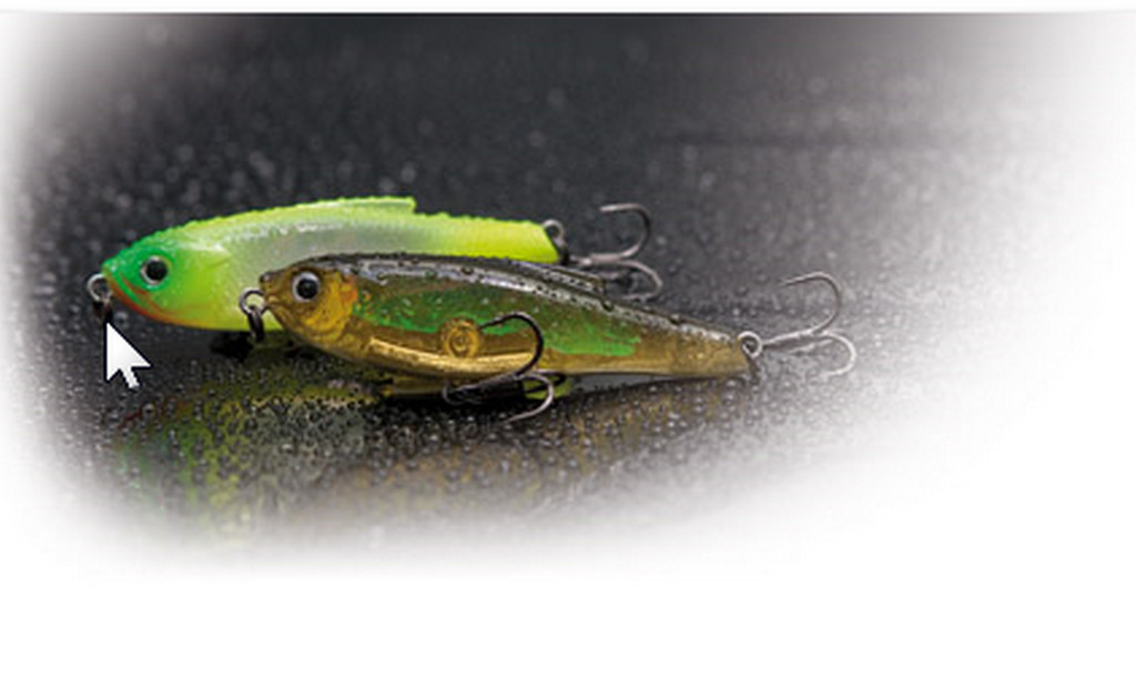 Trout Fry  had bait lure ultra small 00339