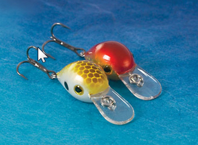 Hot Buzz 25MM 3G  TINY SINKING CRANKBAIT FOR CHUB AND PERCH 00341