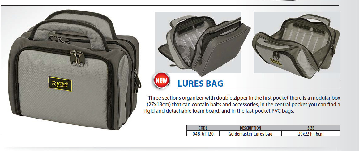 GUIDEMASTER LURE BAG 00045