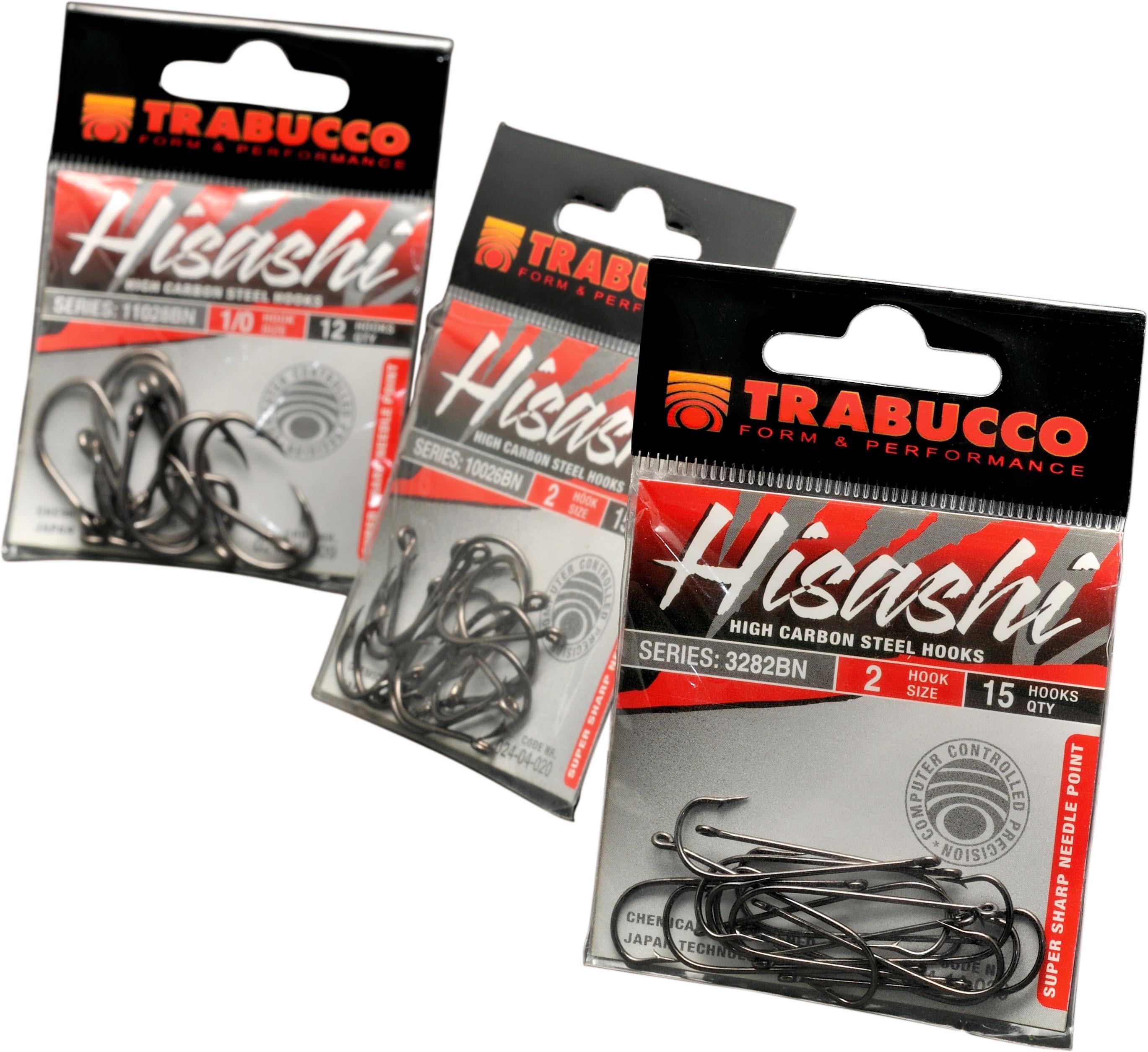 Hirashi Chinu Hooks 10026