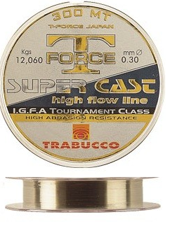 T Force Super Cast 300m