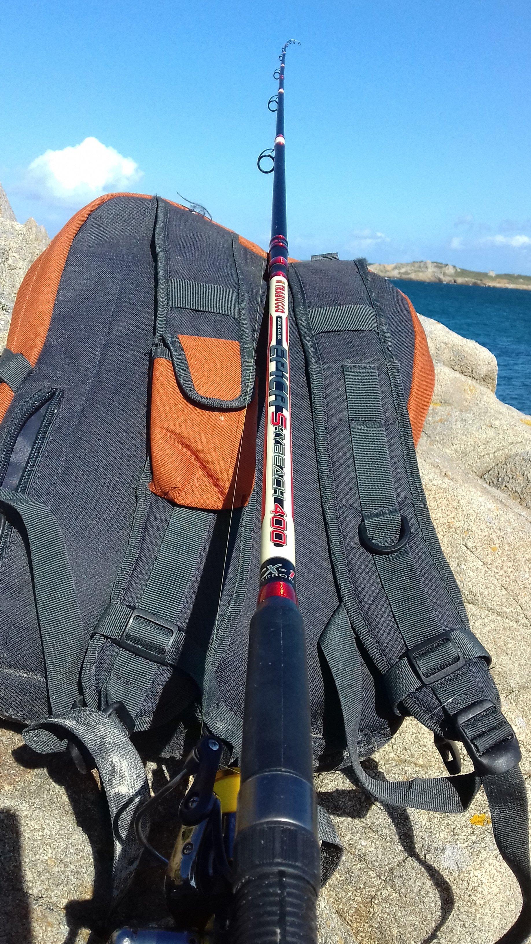 Epica sky beach 4.00m  4.20m 4.50m Beach ledgering rod