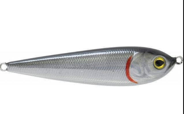 Haruko Glider  12.5g 65mm  sinking lipless minnow   long cast ( sinking wobbler)